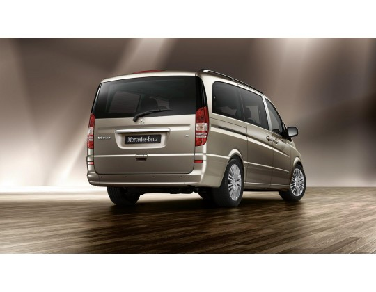 Mercedes Vito, Automatic, 8+1