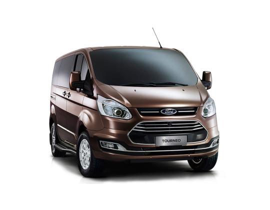 Ford Custom, 8+1 locuri Automatic