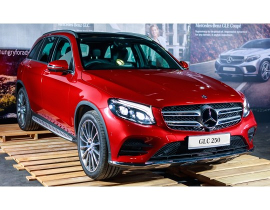 Mercedes GLC250D 4Matic