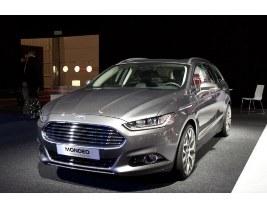 Ford Mondeo, Automatic
